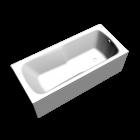 DYNA SET 1700x750 mit weisser Verkleidung für die 3D Raumplanung