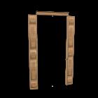 Französisch Tür innen für die 3D Raumplanung