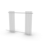Gardine für die 3D Raumplanung