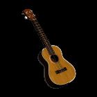 Gitarre für die 3D Raumplanung