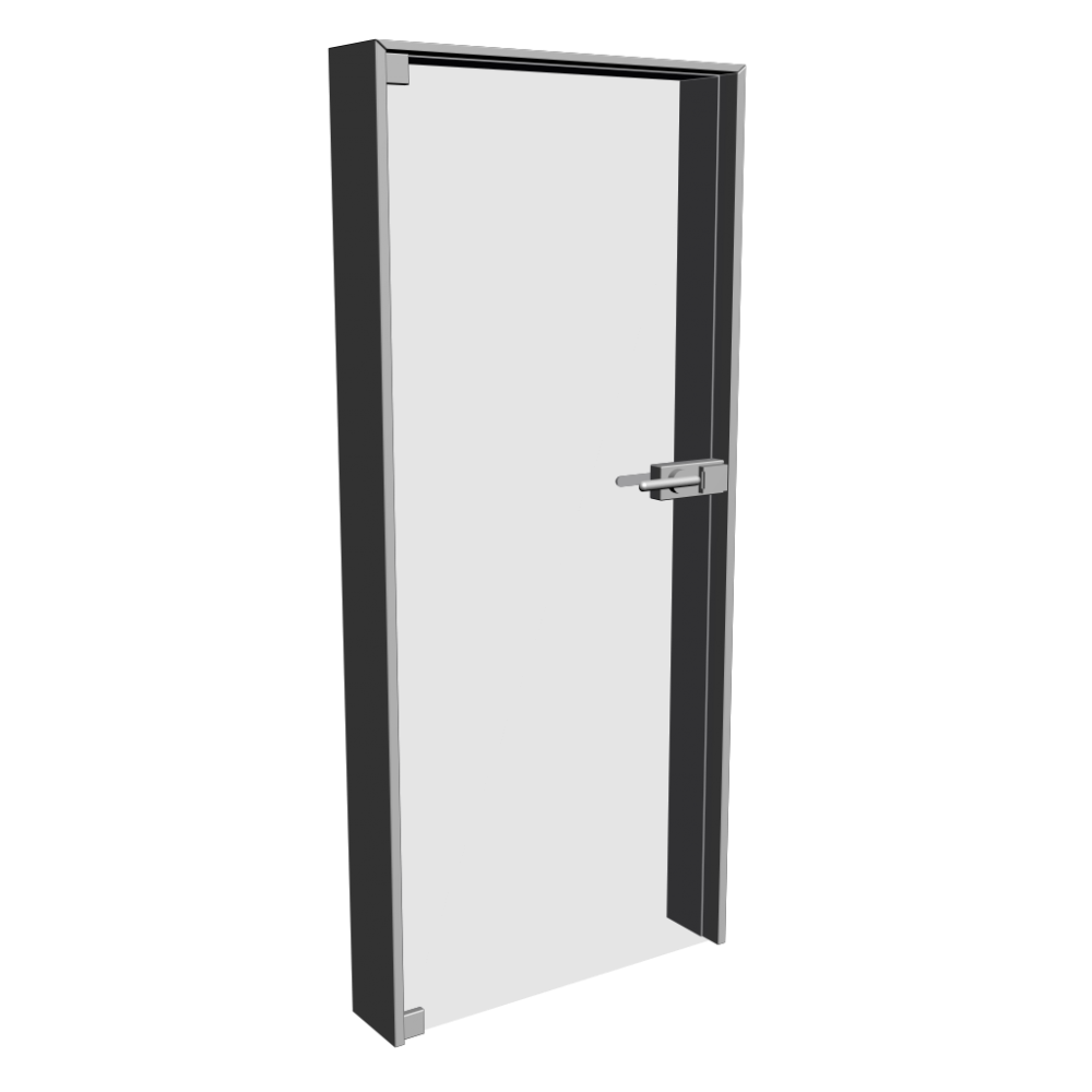 Glass door design and decorate your room in 3d for Room door design with glass