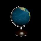 Globus Erde für die 3D Raumplanung