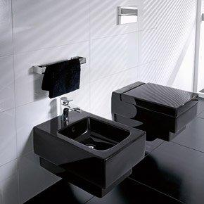"""WC """"Memento"""" wandhängend 5135 von Gustavsberg"""
