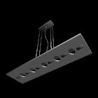 Hängelampe für die 3D Raumplanung