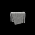 Handtuch hängend