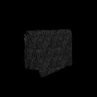 Handtuch hängend für die 3D Raumplanung