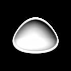 Axor Massaud Waschschüssel 600mm von Hansgrohe