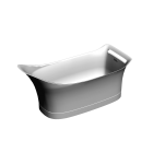 Axor Urquiola Bath tub 1800mm by Hansgrohe
