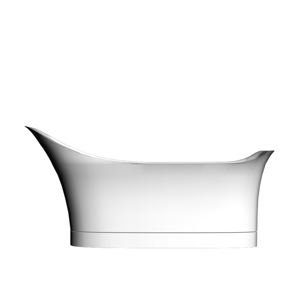 axor urquiola bath tub 1800mm design and decorate your. Black Bedroom Furniture Sets. Home Design Ideas