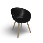 About A Chair AAC 22 für die 3D Raumplanung