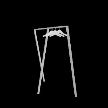 Loop Stand Garderobe von HAY