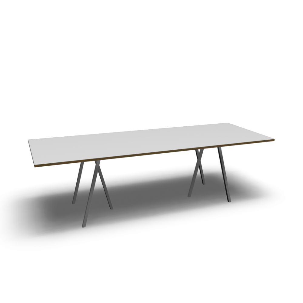loop stand table 250 white design and decorate your room in 3d. Black Bedroom Furniture Sets. Home Design Ideas