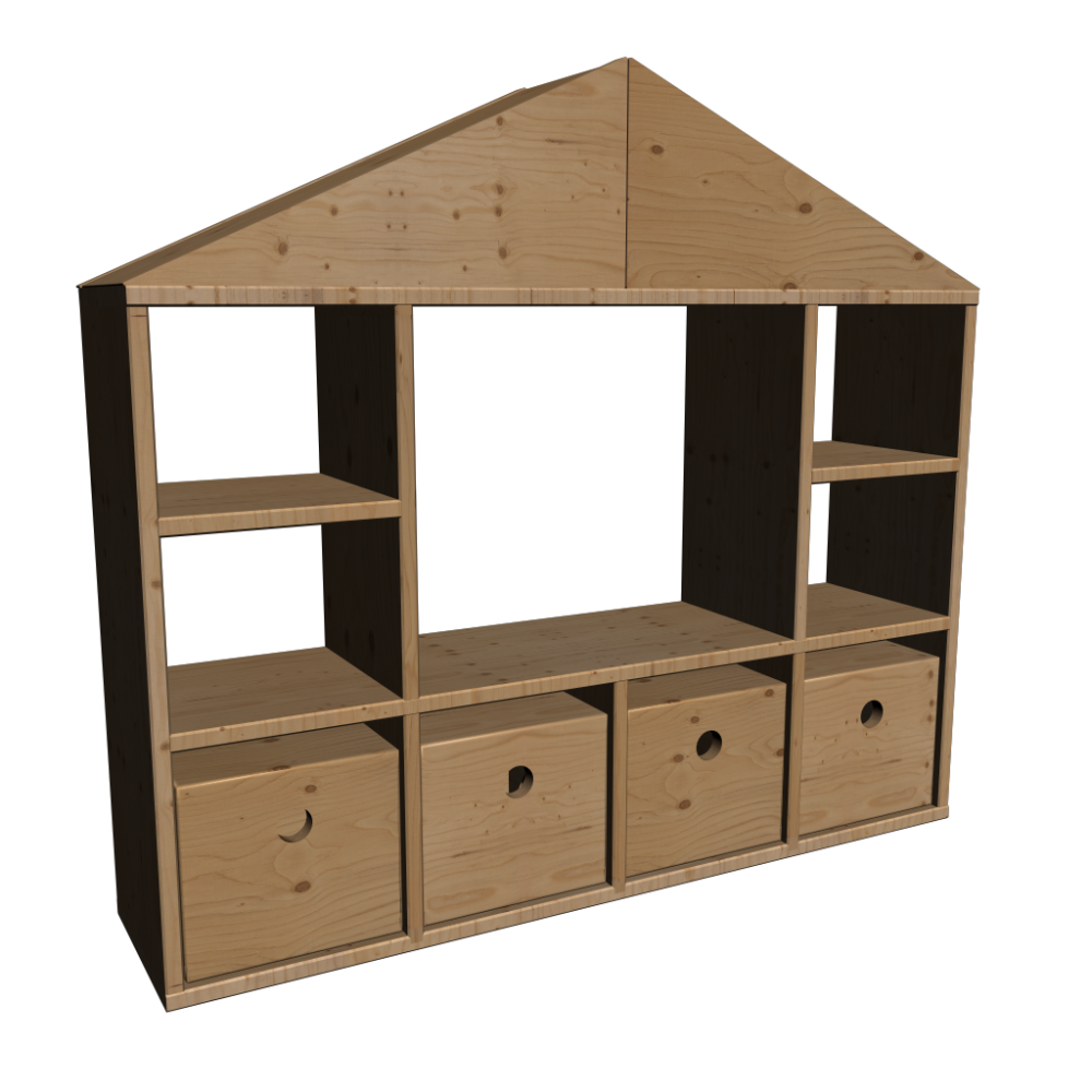 superior room planner 3d #2: hendrik-gaebler-loczy-child-shelf