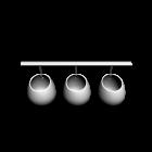 ASKER Aufhängeschiene + 3x Behälter klein für die 3D Raumplanung