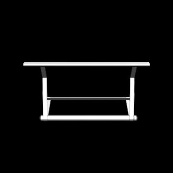 ASKER Aufhängeschiene + Küchenrollenhalter von IKEA