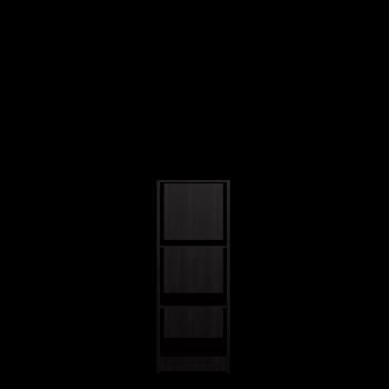 BILLY Bücherregal, schwarzbraun von IKEA