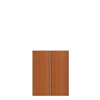 BILLY OLSBO Tür  Buchenfurnier 2x von IKEA