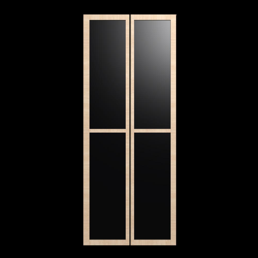 billy olsbo glass door birch veneer 2x design and. Black Bedroom Furniture Sets. Home Design Ideas