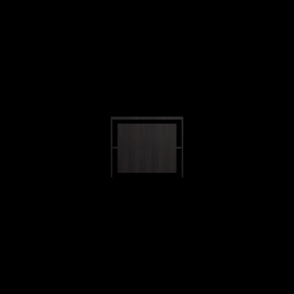 billy aufsatzregal, schwarzbraun - einrichten & planen in 3d