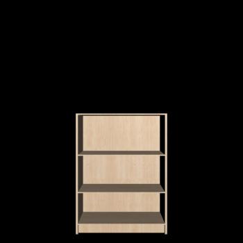 billy b cherregal birkenfurnier einrichten planen in 3d. Black Bedroom Furniture Sets. Home Design Ideas