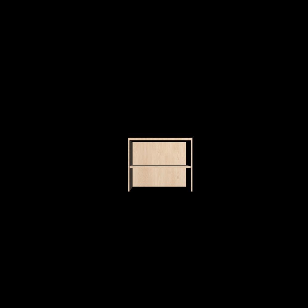 billy aufsatzregal birkenfurnier einrichten planen in 3d. Black Bedroom Furniture Sets. Home Design Ideas
