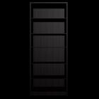 BILLY Bücherregal, schwarzbraun für die 3D Raumplanung