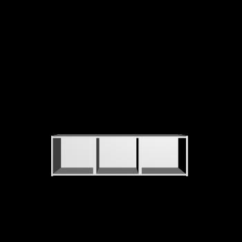 BILLY Wall shelf, white by IKEA