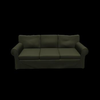 EKTORP 3er Sofa von IKEA