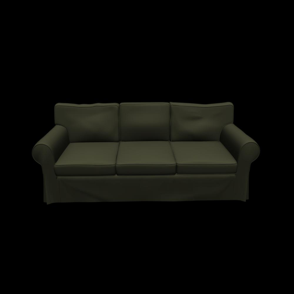 ektorp 3er sofa einrichten planen in 3d. Black Bedroom Furniture Sets. Home Design Ideas