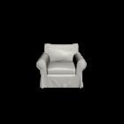 EKTORP Sessel für die 3D Raumplanung