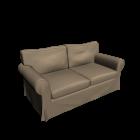 EKTORP 2er Sofa von IKEA