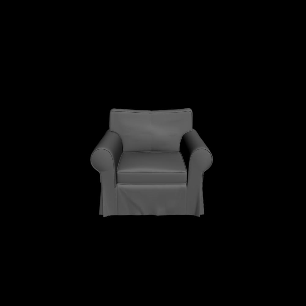 ektorp sessel einrichten planen in 3d. Black Bedroom Furniture Sets. Home Design Ideas