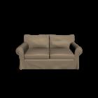 EKTORP 2er Sofa für die 3D Raumplanung