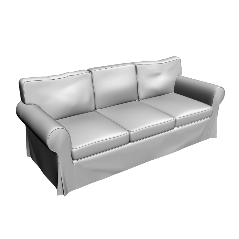 ektorp sofa design and decorate your room in 3d. Black Bedroom Furniture Sets. Home Design Ideas