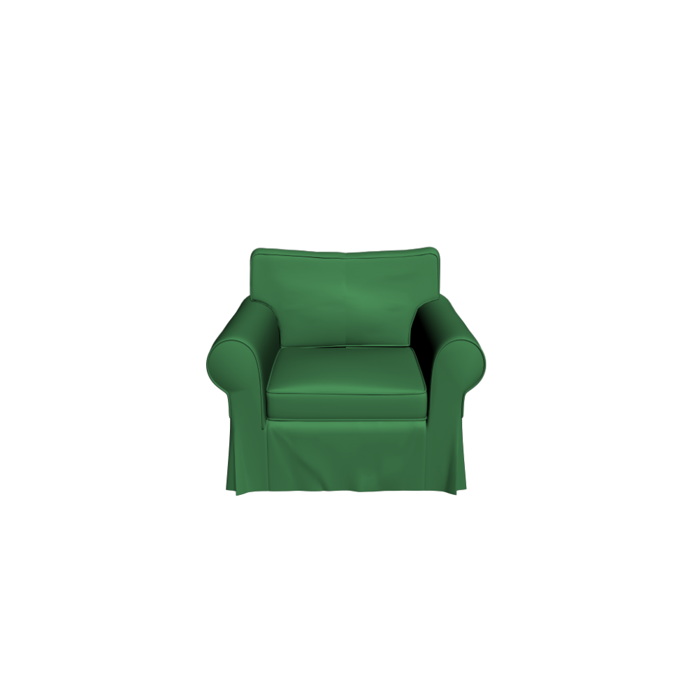 ektorp armchair design and decorate your room in 3d. Black Bedroom Furniture Sets. Home Design Ideas