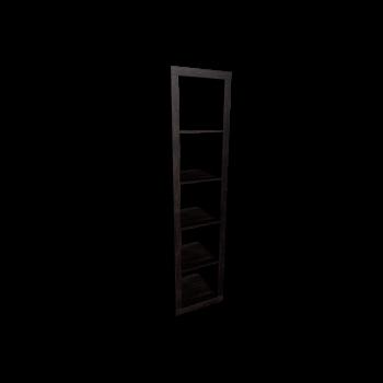 EXPEDIT Regal, schwarzbraun von IKEA