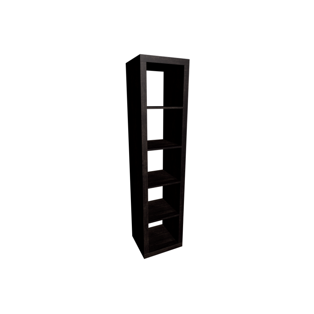 Attirant EXPEDIT Shelving Unit, Black Brown By IKEA