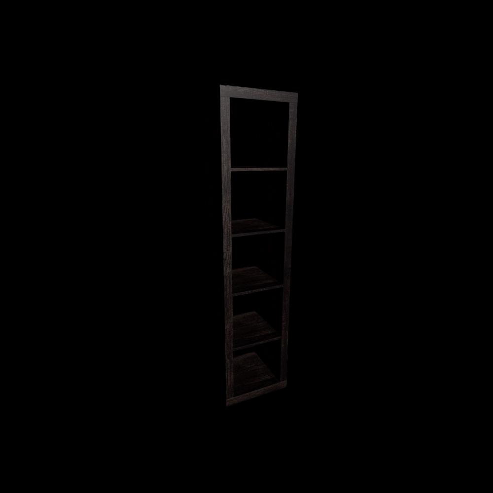 expedit shelving unit black brown design and decorate your room in 3d. Black Bedroom Furniture Sets. Home Design Ideas