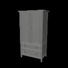HEMNES Kleiderschrank von IKEA