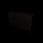 HEMNES Kommode mit 8 Schubladen von IKEA