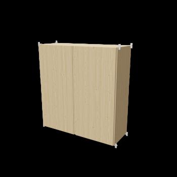 ivar schrank einrichten planen in 3d. Black Bedroom Furniture Sets. Home Design Ideas