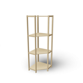 ivar corner shelf 300 design and decorate your room in 3d. Black Bedroom Furniture Sets. Home Design Ideas