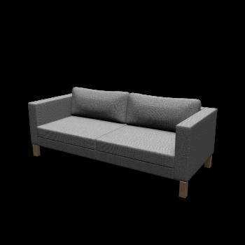 KARLSTAD 3er-Sofa von IKEA