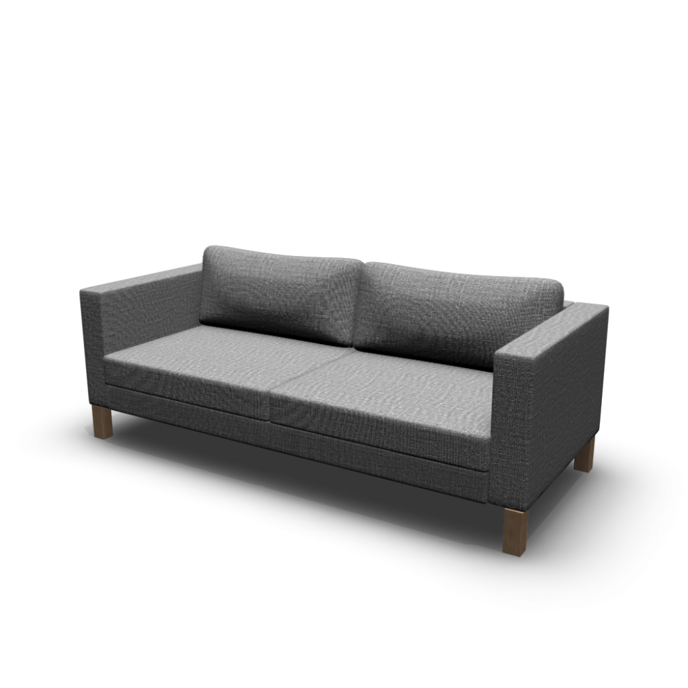 karlstad 3er sofa einrichten planen in 3d. Black Bedroom Furniture Sets. Home Design Ideas