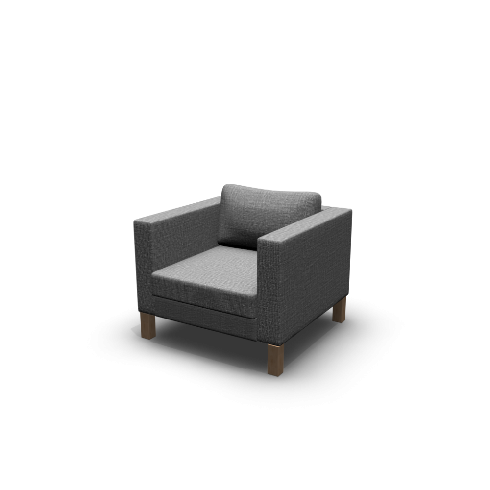 karlstad armchair design and decorate your room in 3d. Black Bedroom Furniture Sets. Home Design Ideas