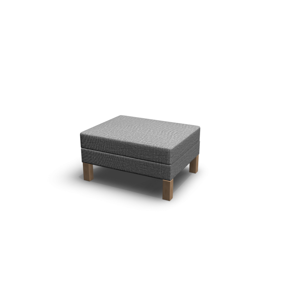 top karlstad footstool by ikea with ikea hocker. Black Bedroom Furniture Sets. Home Design Ideas