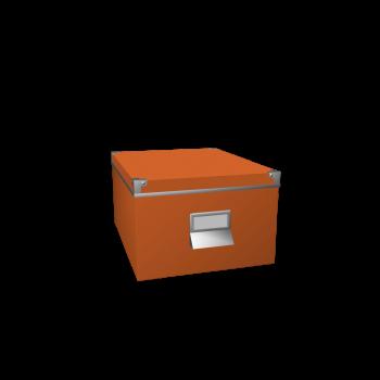 KASSETT Box mit Deckel von IKEA