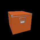 KASSETT Kasten mit Deckel für die 3D Raumplanung