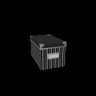 KASSETT CD-Fach mit Deckel für die 3D Raumplanung