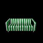 KLIPPAN 2er-Sofa, Randen grün von IKEA